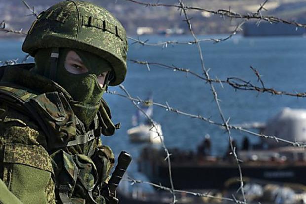 Русские силовики устроили поквартирный обход семей украинских военных вСевастополе