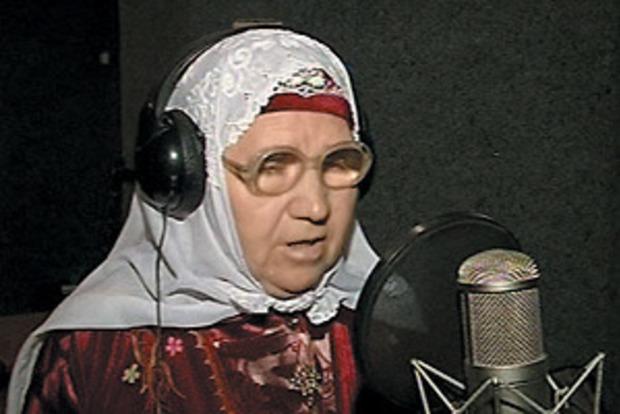 Умерла исполнительница татарских песен, ставшая звездой в 72 года