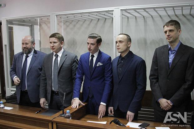 Шевченковский суд начал рассмотрение дела об убийстве Бузины
