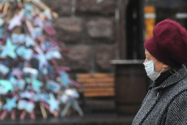 За последний новогодний праздничный день в Украине диагностировано 4158 новых случаев СOVID-19
