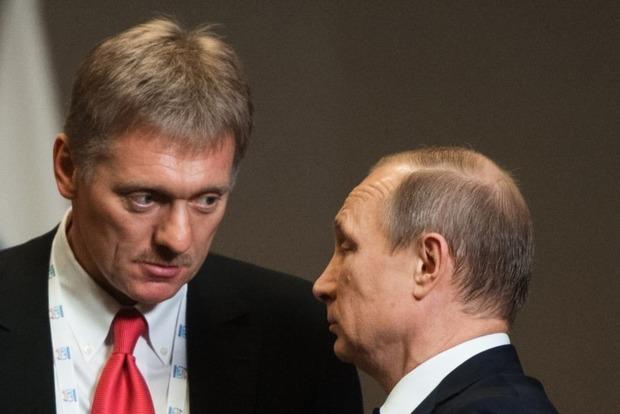 Песков не смог истолковать слова Путина и попросил посмотреть словарь