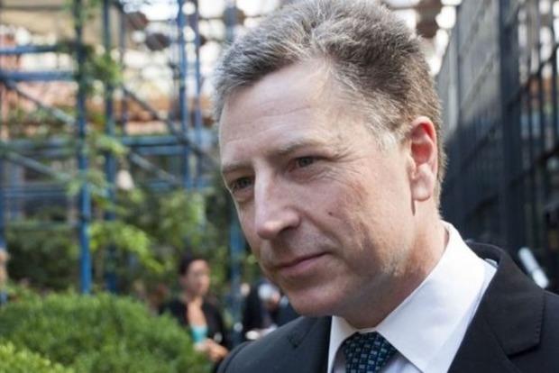 Спецпредставник держдепу США Волкер сьогодні відвідає Київ