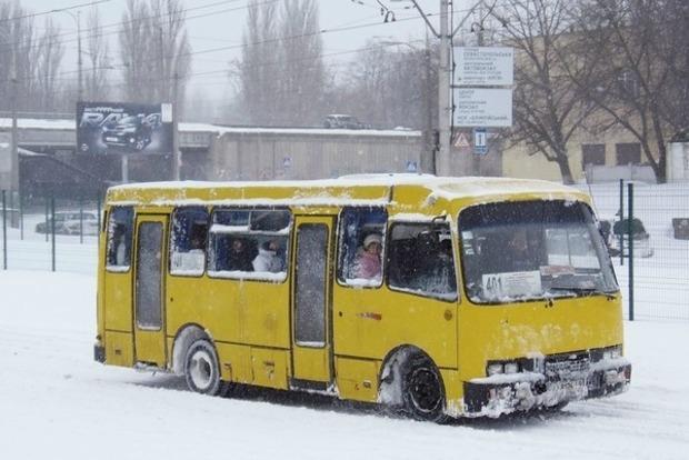 Киевская ОГА призвала перевозчиков снизить цены с 6 февраля