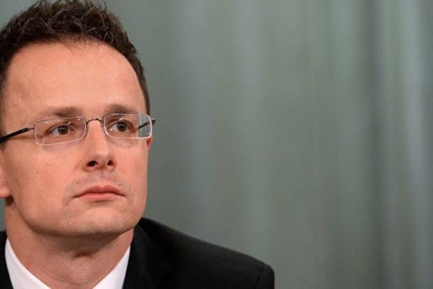 Венгрия требует пересмотреть Соглашение об ассоциации Украина-ЕС