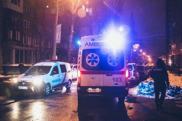 З одного удару: в Києві кавказець вбив співробітника охорони президента