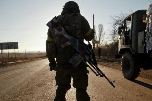 Сутки в ООС: раненых бойцов нет, уничтожены четверо боевиков
