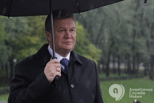 Защита беглого Януковича отреагировала на его «задержание»
