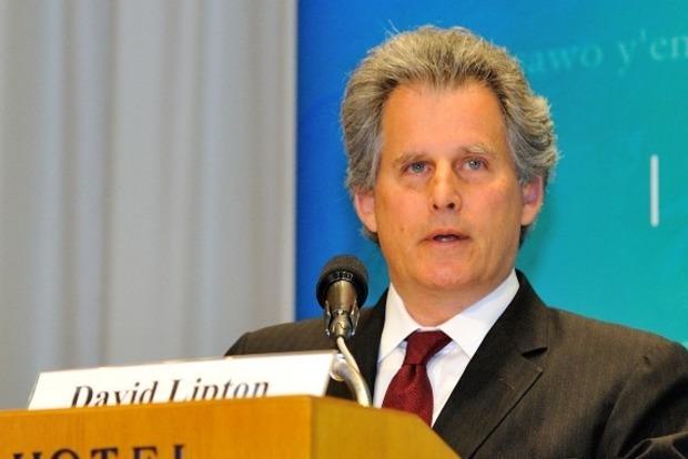 Замдиректора МВФ приехал