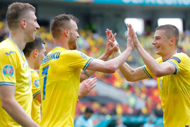 Евро 2020 Итоги 13-го дня. Украина в 1/8. Определились все 16 команд плей-офф