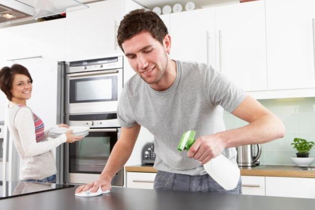 Как научиться договариваться о распределении домашних обязанностей
