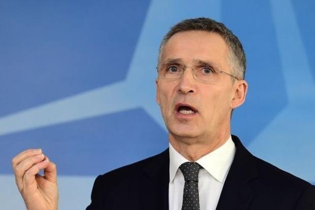 НАТО в Киеве: Генсек Альянса заверил в солидарности с Украиной