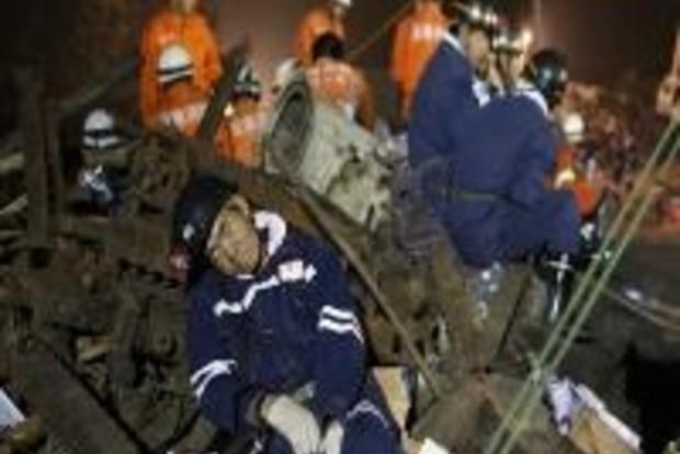 Из-за взрыва газа на шахте в Китае погибло 18 человек