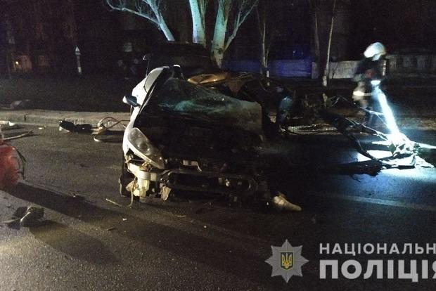 В Николаеве произошло ДТП с военными: есть жертвы