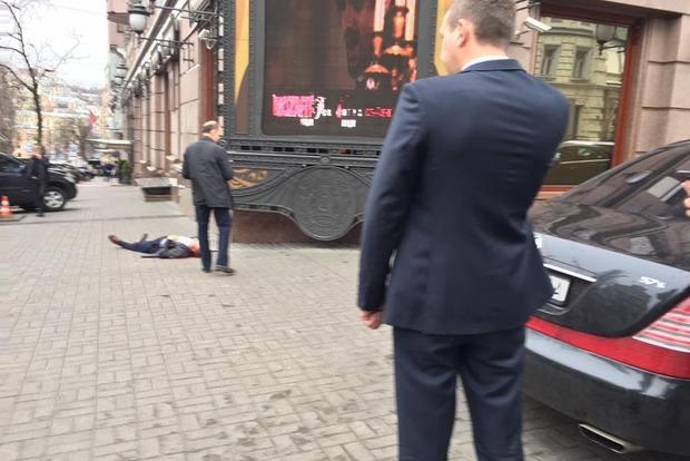 Нардеп: В центре Киева застрелен экс-депутат Госдумы Денис Вороненков