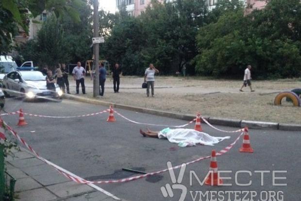 В Запорожье зарезали председателя ОСМД, защищающего жену от хулигана