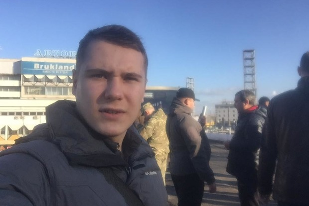 АТОвцы блокировали автовокзал в Днипре, требуя выполнения закона