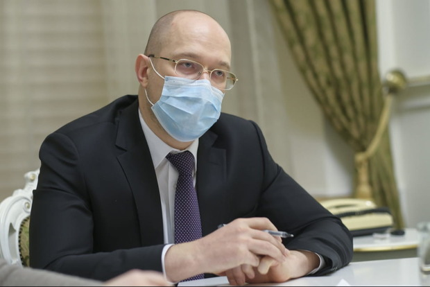 Премьер-министр Украины заявил о необходимости не допустить нового пика COVID-19.