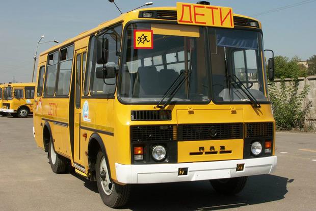 СБУ не дала купить российские школьные автобусы для Луганской области