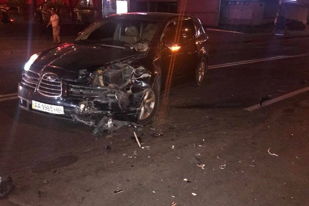 Разгул пьянчуг на дороге: нардеп указывает на следователя полиции, сбившего мотоциклиста