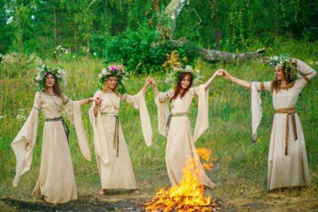 5 мая - день Луки. Когда искали ведьмины хороводы от бесплодия