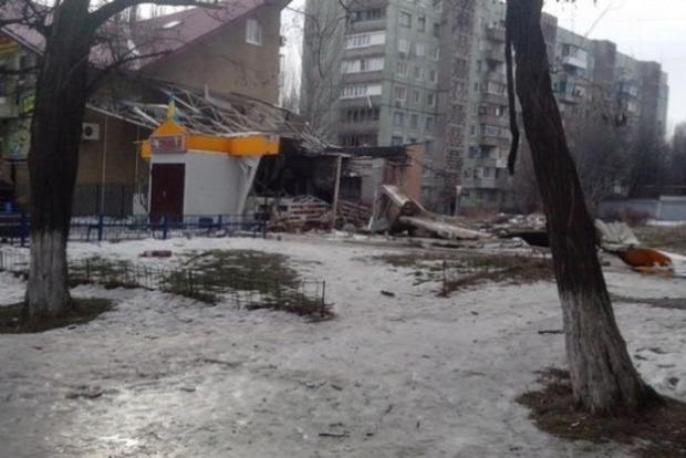 Красный Крест пытается доставить гуманитарную помощь в Авдеевку