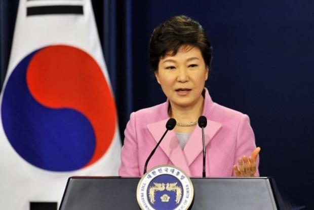 В Южной Кореи объявили импичмент президенту