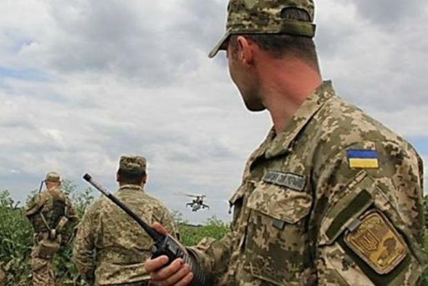 За минувшие сутки в результате обстрелов ранены семь бойцов АТО