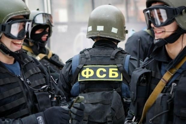 В ФСБ России заявили о задержании «украинских диверсантов» в оккупированном Крыму