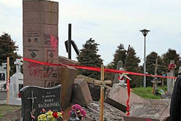 В Польше могут восстановить могилу воинов УПА, но при одном условии