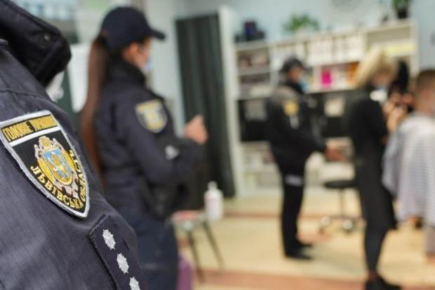 У Львівській області виявили майже 250 закладів-порушників карантину за перший день