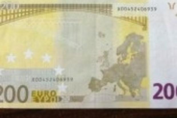 В Киеве изъяли шесть тысяч фальшивых евро