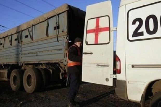 РФ доставила наДонбасс похоронные фургоны— ОБСЕ