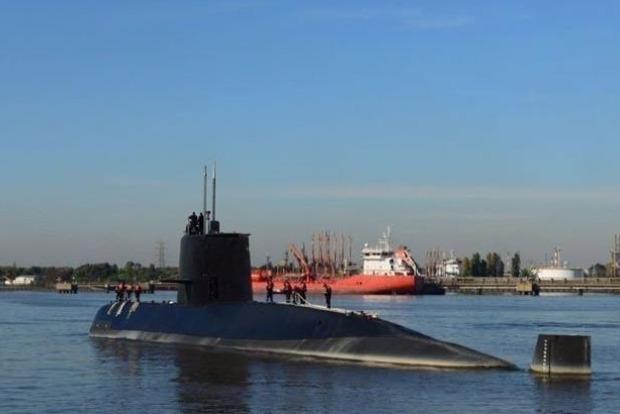 Аргентина виклала фото затонулого підводного човна San Juan
