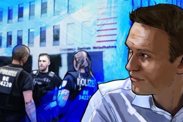 Немецкие военные токсикологи утверждают, что Навального отравили боевым веществом класса Новичок. Российский журналист назвал это бредом