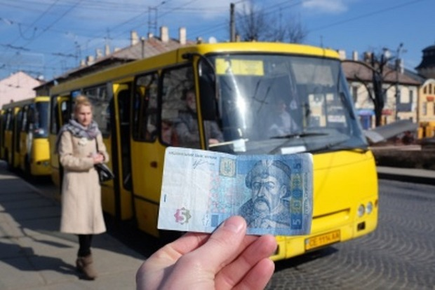 Проезд в маршрутках Одессы может подняться до 7 грн