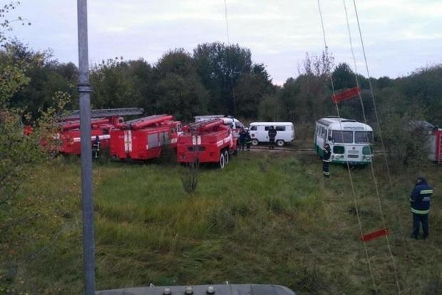 ВСумской области пропали двое таможенников