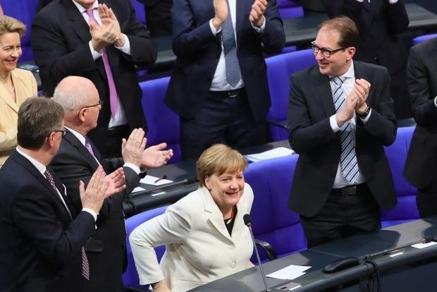 В Германии избран новый федеральный канцлер