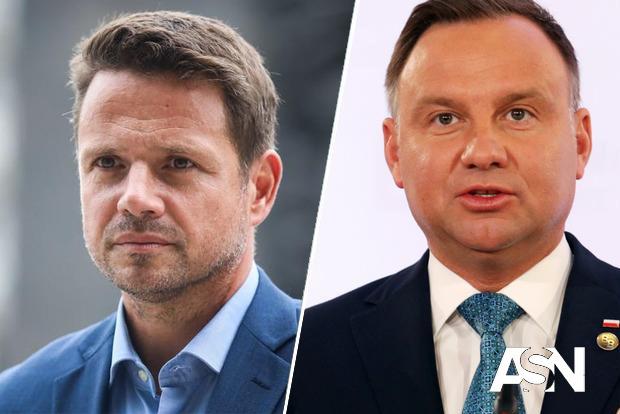 В Польше закончился первый тур выборов Президента
