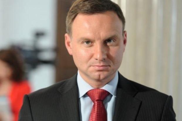 Дуда: РФ вернулась к имперской политике