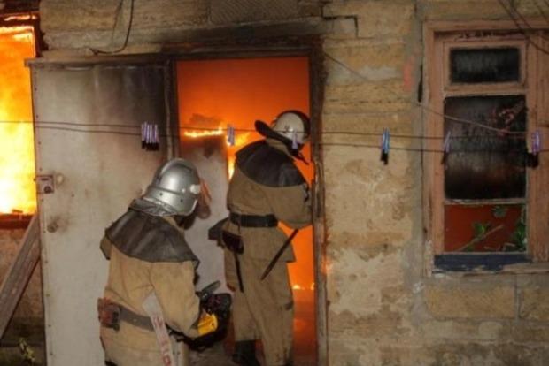 В Житомире горела школа-интернат: эвакуировали 26 детей