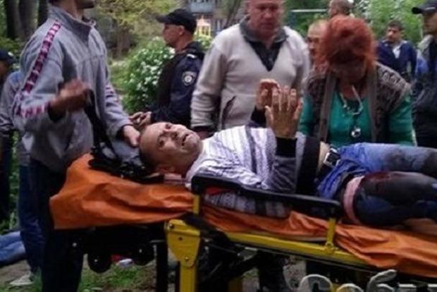 У таксиста, пострадавшего в драке с охраной Яроша, тяжелое состояние, его прооперировали