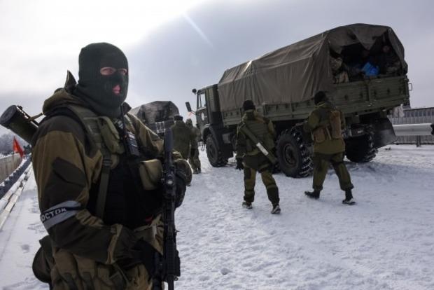 Боевики сорвали перемирие и обстреляли Авдеевку