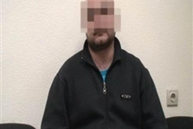 СБУ задержала экс-милиционера за сотрудничество с террористами