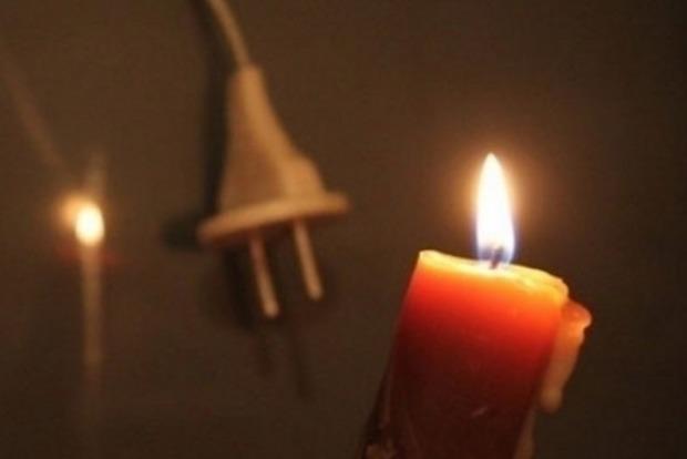 В Херсоне за долги от электричества отключат десятки жилых домов