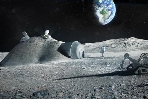 Китай ведет переговоры с Европой о строительстве базы на Луне
