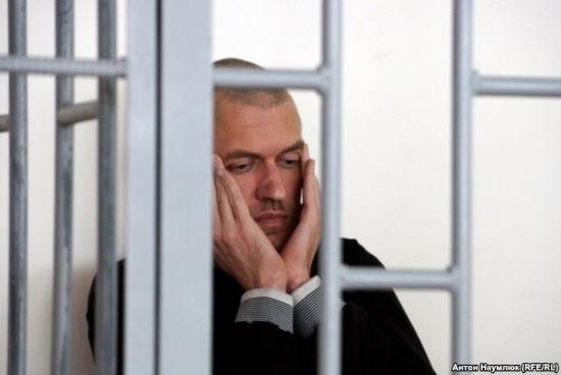 Заключенный Клых шесть дней находился вкоме— Активистка