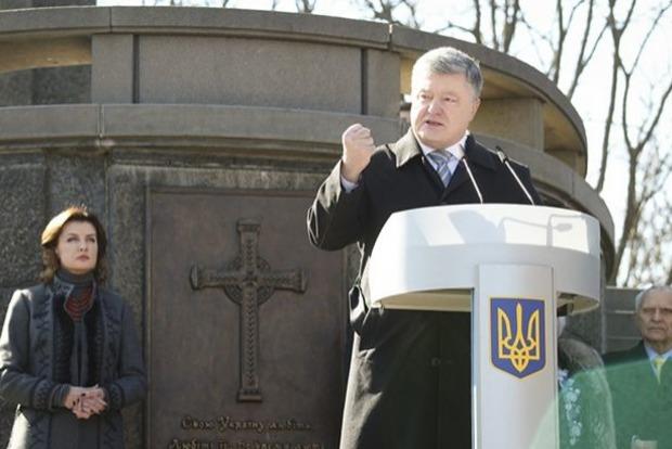 Порошенко: Украина будет развивать высокоточное ракетное оружие