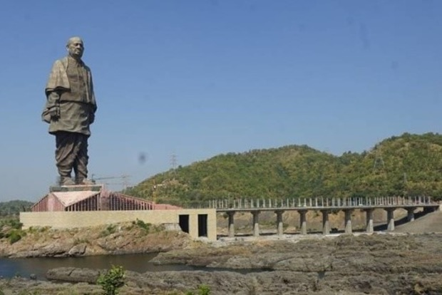 В Індії відкрили найвищу в світі статую