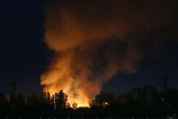 Идет война. В Донецке и Горловке гремят взрывы, жители напуганы