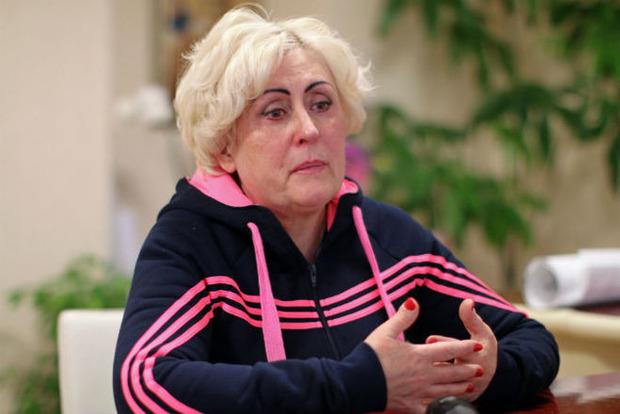 Бывший мэр Славянска Штепа заявила, что ее избили в СИЗО